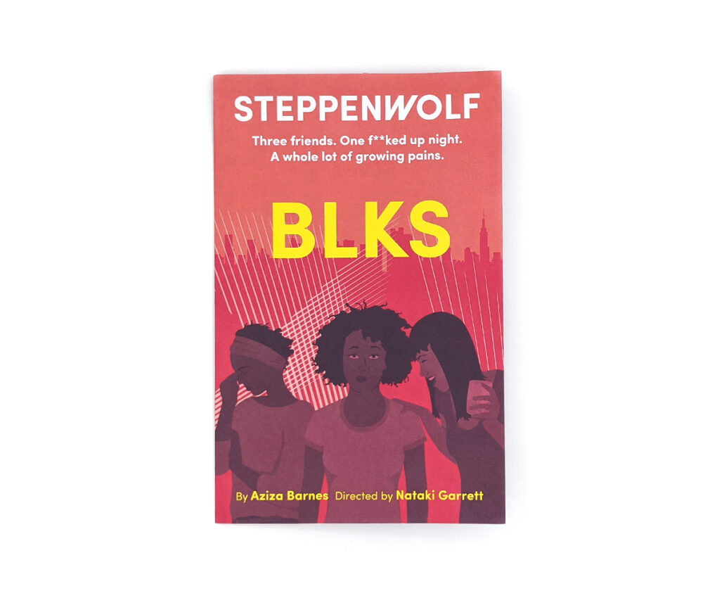 BLKS Direct Mailer (Front Cover)