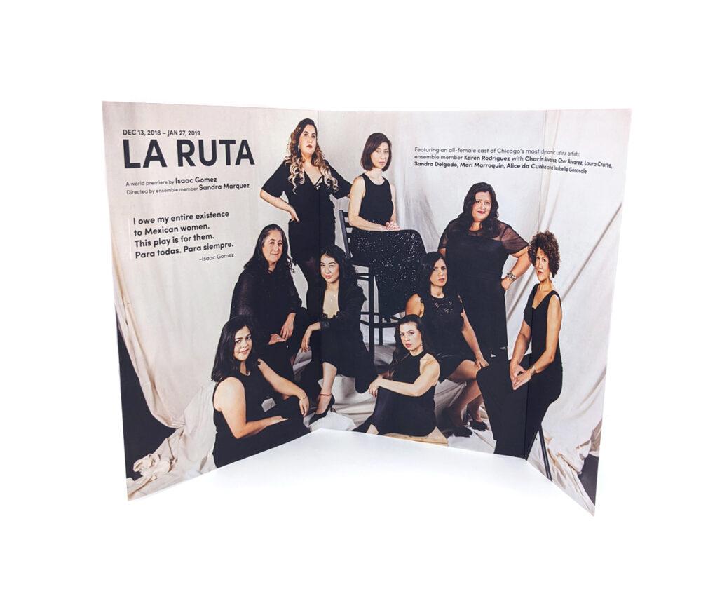 La Ruta Direct Mailer (Center Spread)